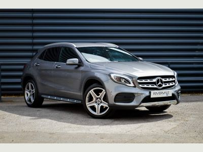 Mercedes-Benz GLA Class SUV 2.1 GLA220d AMG Line (Premium) 7G-DCT 4MATIC (s/s) 5dr