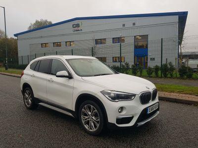 BMW X1 SUV 2.0 18d xLine sDrive (s/s) 5dr
