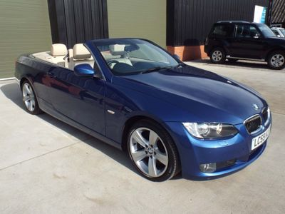 BMW 3 Series Convertible 3.0 330d SE Highline 2dr