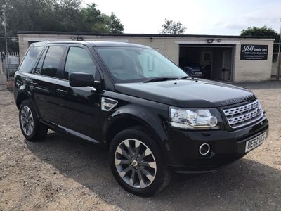 Land Rover Freelander 2 SUV 2.2 SD4 HSE Lux 4WD 5dr