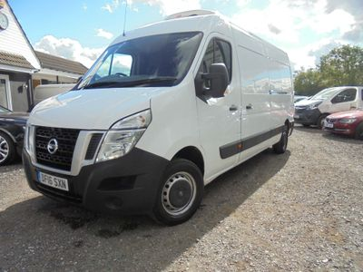 Nissan NV400 Temperature Controlled REFRIGERATED VAN