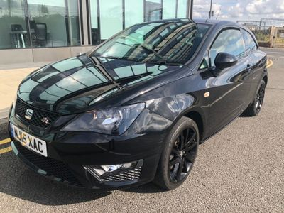 SEAT IBIZA Hatchback 1.4 TSI ACT FR Black SportCoupe (s/s) 3dr