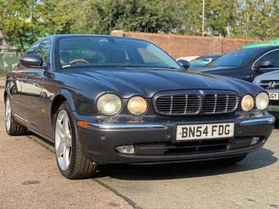 Jaguar XJ Saloon 4.2 XJ8 Sovereign 4dr