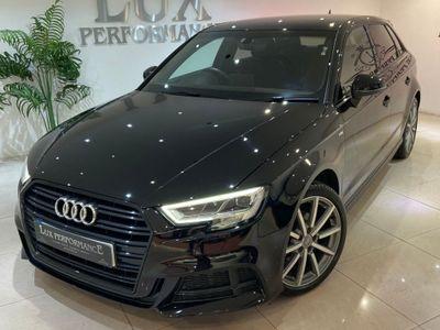 Audi A3 Hatchback 1.0 TFSI 30 Black Edition Sportback (s/s) 5dr