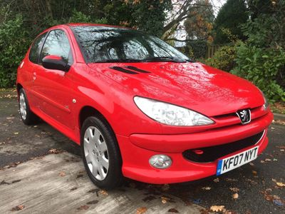 Peugeot 206 Hatchback 1.6 16v Look Tiptronic 3dr