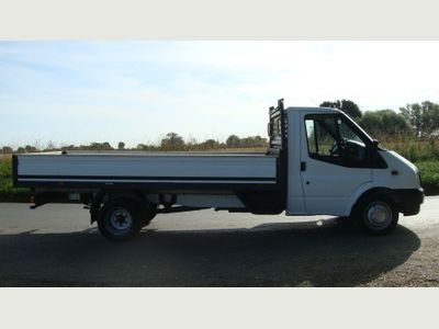 Ford Transit Dropside T350 14FT ONE STOP ALLOY DROPSIDE 125BHP