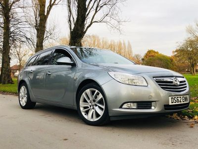 Vauxhall Insignia Estate 1.4 i 16v Turbo SRi (s/s) 5dr