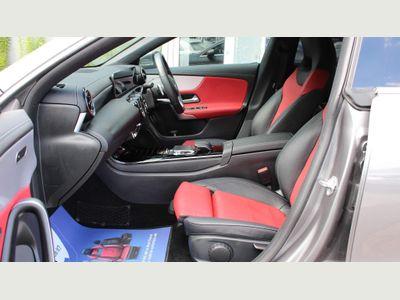 Mercedes-Benz CLA Class Coupe 1.3 CLA180 AMG Line 7G-DCT (s/s) 4dr