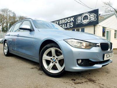 BMW 3 Series Estate 3.0 330d BluePerformance SE Touring Sport Auto xDrive (s/s) 5dr