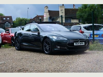 TESLA MODEL S Saloon E 85 5dr