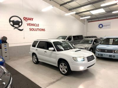 Subaru Forester SUV JDM SG5 2.0L XT TURBO MANUAL 220 BHP