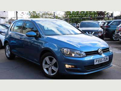 Volkswagen Golf Hatchback 1.4 TSI BlueMotion Tech Match DSG (s/s) 5dr
