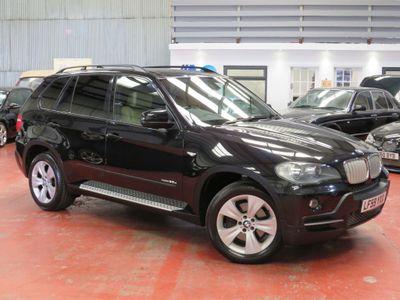 BMW X5 SUV 3.0 35d SE xDrive 5dr