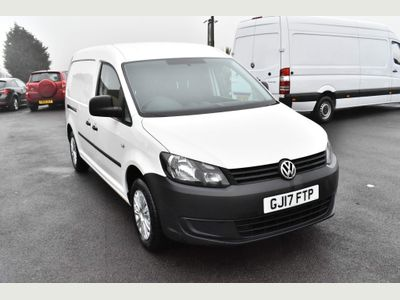 Volkswagen Caddy Panel Van Maxi 1.6 TDI BlueMotion Tech Startline