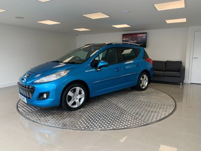 Peugeot 207 SW Estate 1.6 HDi Allure 5dr