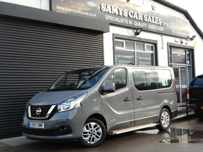 Nissan NV300 Other 1.6 dCi 1.0t Tekna L1H1 (s/s) 5dr