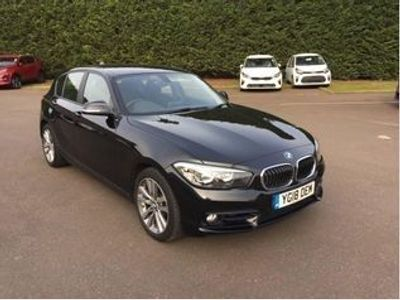 BMW 1 Series Hatchback 1.5 118i Sport Sports Hatch Auto (s/s) 5dr