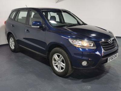 Hyundai Santa Fe SUV 2.2 CRDi Style 5dr (7 seats)