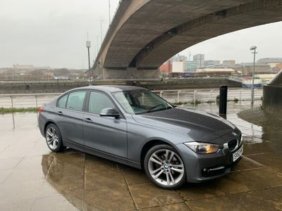 BMW 3 Series Saloon 1.6 316i Sport 4dr