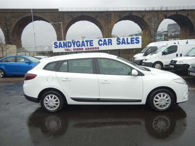 Renault Megane Estate 1.5 dCi Expression 5dr