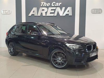 BMW X1 SUV 2.0 20d M Sport sDrive 5dr