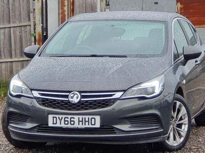Vauxhall Astra Hatchback 1.4i Turbo Design Auto (s/s) 5dr