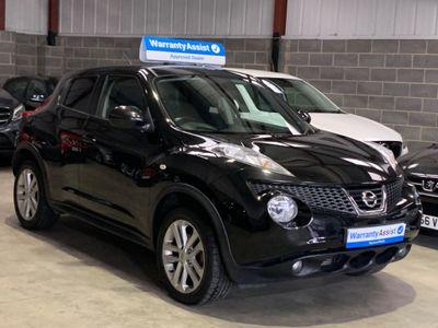 Nissan Juke SUV 1.5 dCi Acenta Premium 5dr