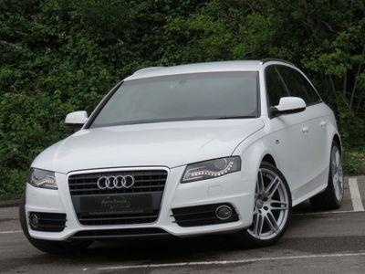 Audi A4 Avant Estate 2.0 TDI S line Special Edition 5dr