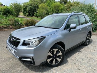 Subaru Forester SUV 2.0i XE Lineartronic 4WD (s/s) 5dr EyeSight
