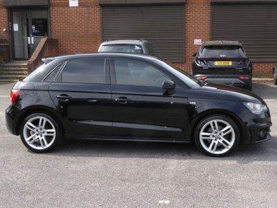Audi A1 Hatchback 1.6 TDI S line Sportback 5dr