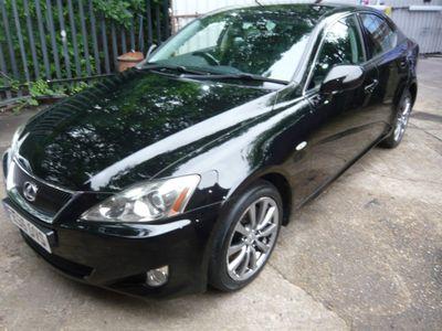 Lexus IS 220d Saloon 2.2 TD SE 4dr