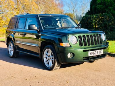 Jeep Patriot SUV 2.2 CRD Overland 4x4 5dr