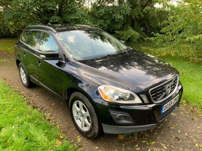 Volvo XC60 SUV 2.4 D DRIVe SE Geartronic 5dr