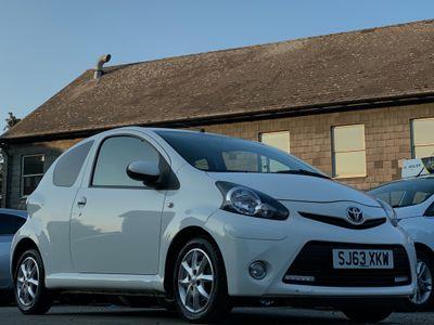 Toyota AYGO Hatchback 1.0 VVT-i Mode 3dr