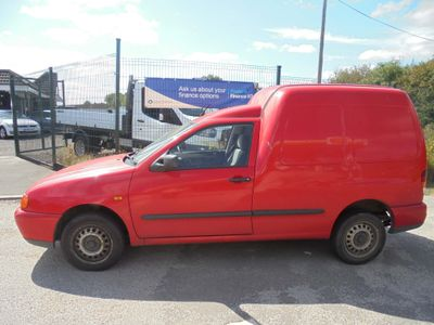 Volkswagen Caddy Panel Van 1.8 Panel Van