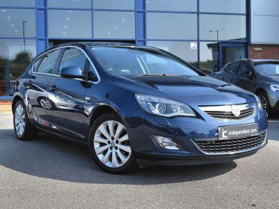 Vauxhall Astra Hatchback 1.4T 16v Elite 5dr
