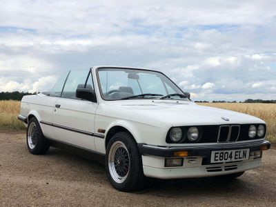 BMW 3 Series Convertible 2.5 325i 2dr
