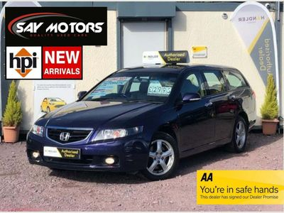 Honda Accord Estate 2.4 i-VTEC Executive Tourer 5dr