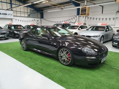 Maserati Gransport Coupe 4.2 2dr