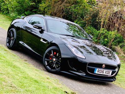 Jaguar F-Type Coupe 3.0 V6 Supercharged 2dr