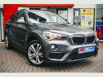 BMW X1 SUV 2.0 18d Sport Auto sDrive (s/s) 5dr