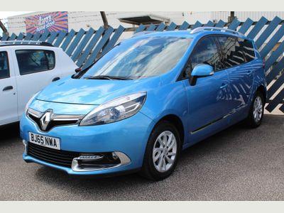 Renault Grand Scenic MPV 1.5 dCi Dynamique Nav EDC Auto 5dr