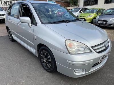Suzuki Liana Hatchback 1.6 GLX 5dr