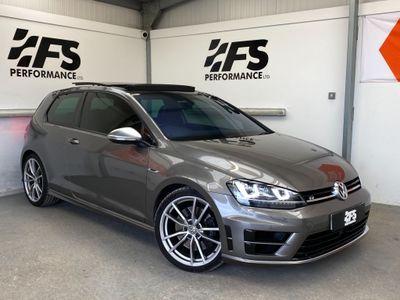Volkswagen Golf Hatchback 2.0 TSI BlueMotion Tech R 4Motion (s/s) 3dr