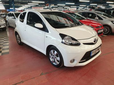 Toyota AYGO Hatchback 1.0 VVT-i Fire Multimode 3dr