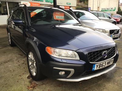 Volvo XC70 Estate 2.4 D5 SE Lux AWD (s/s) 5dr