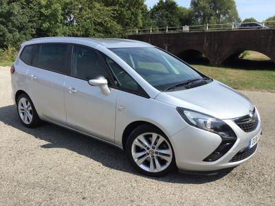 Vauxhall Zafira Tourer MPV 2.0 CDTi SRi 5dr