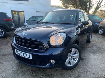 MINI Countryman SUV 1.6 One (s/s) 5dr