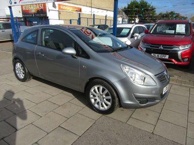 Vauxhall Corsa Hatchback 1.4 i 16v Exclusiv 3dr