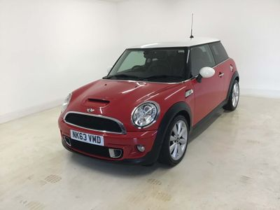 MINI Hatch Hatchback 1.6 Cooper S (Sport Chili) 3dr